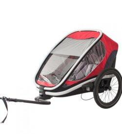 Hamax Outback sykkelvogn 2seter